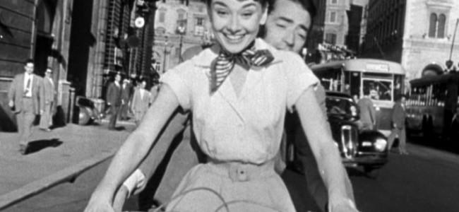 'Roman Holiday' starring Audrey Hepburn screening in Moosic, Dickson City, and Stroudsburg Nov. 29 and Dec. 1