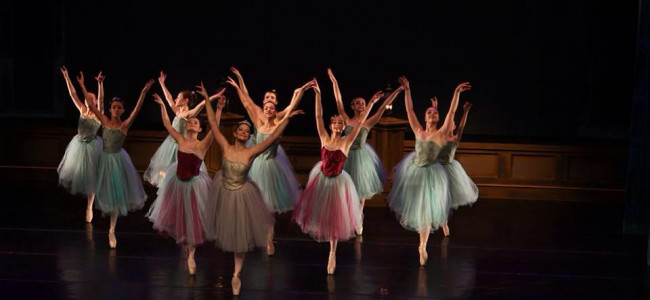 Ballet Northeast presents holiday classic 'The Nutcracker' Dec. 18-20 at Wilkes University