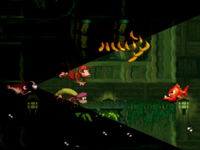 TURN TO CHANNEL 3: 'Donkey Kong Country 2' is a sequel that doesn't monkey around