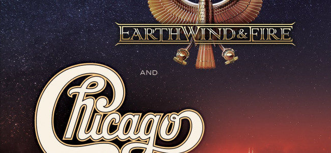 Earth, Wind & Fire and Chicago play classic hits in Hershey on April 6 and Allentown on April 10