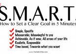 STRENGTH & FOCUS: How to set your S.M.A.R.T. goal in 5 minutes – and achieve it
