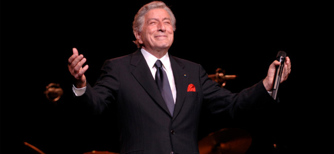 The legendary Tony Bennett croons at Sands Bethlehem Event Center on Aug. 15