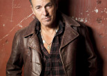 Bruce Springsteen meeting fans at book signing at Free Library of Philadelphia on Sept. 29