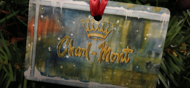 Taste The Globe Store's Charl-Mont restaurant again at the Backyard Ale House in Scranton Dec. 4-5