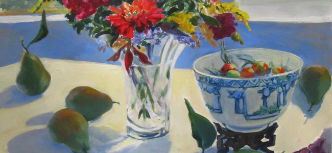 Misericordia art galleries exhibiting Impressionist and landscape paintings starting Feb. 6