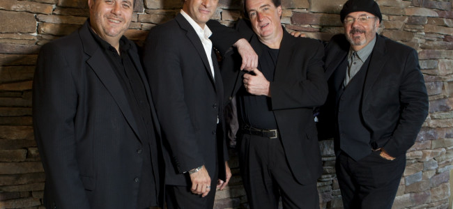 Eric Mintel Quartet plays classic TV scores at Mauch Chunk Opera House in Jim Thorpe on Feb. 6