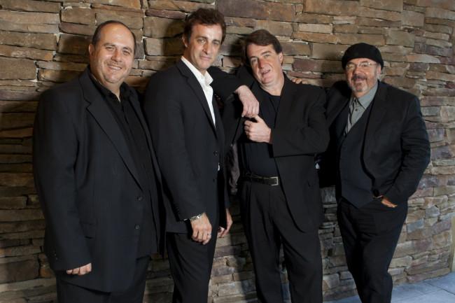 Eric Mintel Quartet plays classic TV scores at Mauch Chunk Opera House in Jim Thorpe on Feb. 6