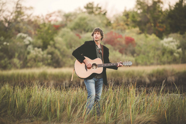 Americana singer/songwriter Jesse Terry plays Kirby Center's Chandelier Lobby in Wilkes-Barre on May 27