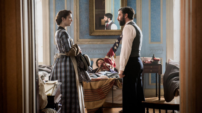 WVIA holds free 'Mercy Street' preview screening and panel with Civil War reenactors in Pittston on Jan. 10