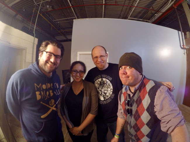 NEPA SCENE PODCAST: Bobby Barnett of Captain, We're Sinking on Scranton music, family, and the NEPA Holiday Show