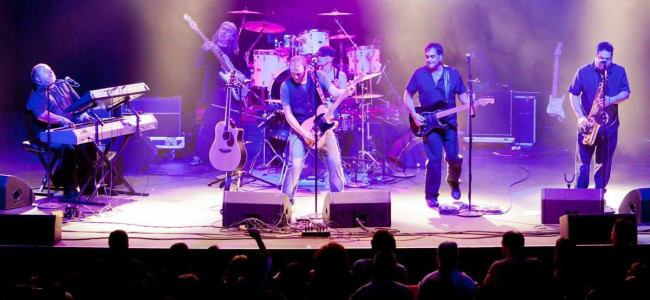 The B Street Band pays tribute to Bruce Springsteen at The Leonard in Scranton on Feb. 17