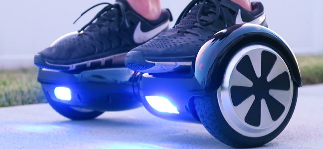 WILDLY FRUSTRATED: A 'hoverboard' isn't a hoverboard if it doesn't actually hover!