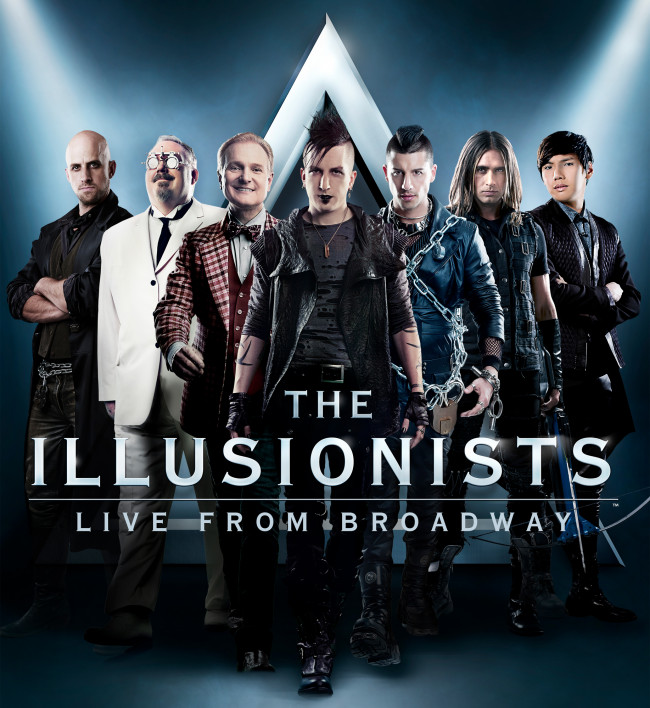 The Illusionists conjure thrilling and theatrical magic at Sands Bethlehem Event Center on April 14