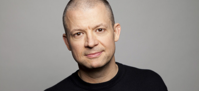 Comedian and radio personality Jim Norton performs stand-up at Sands Bethlehem Event Center on May 6