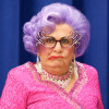 LIVING YOUR TRUTH: Barry Humphries, a.k.a. Dame Edna, may not be relevant, but transphobic comments still have an effect