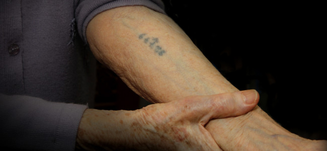 Documentary about Holocaust survivor 'Blue Tattoo' screens Jan. 24 at The Cooperage in Honesdale