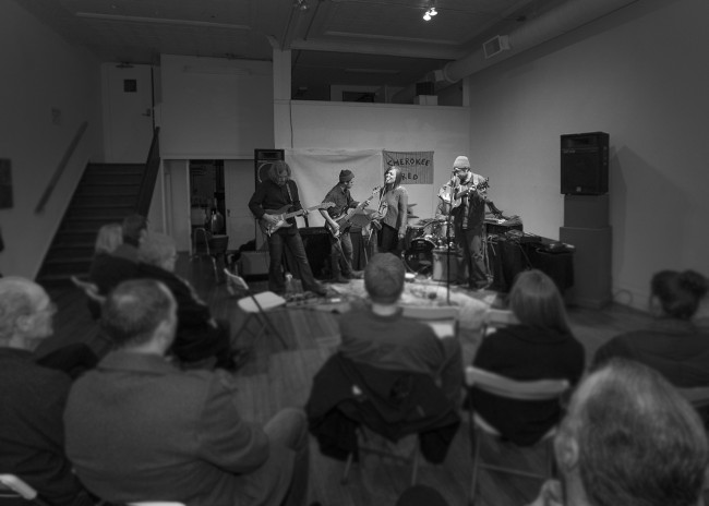 Scranton Fringe will host monthly all-ages concerts at the AfA Gallery starting March 5