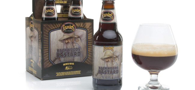 BEER BOYS – 16 YEARS, 16 BEERS REVIEW: Backwoods Bastard by Founders Brewing Company