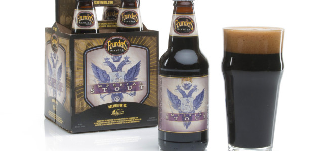 BEER BOYS – 16 YEARS, 16 BEERS REVIEW: Imperial Stout by Founders Brewing Company