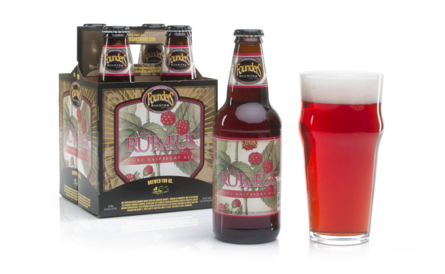 BEER BOYS – 16 YEARS, 16 BEERS REVIEW: Rubaeus by Founders Brewing Company