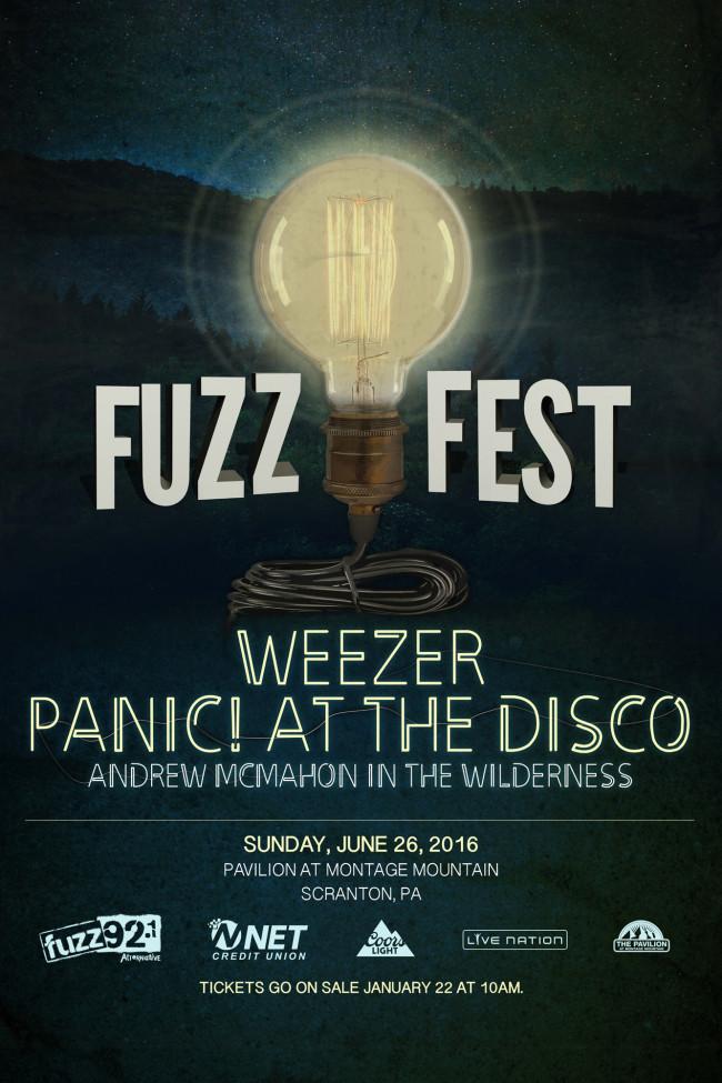 Fuzz 92.1 seeking original musicians for battle of the bands on June 5, winner plays 2016 Fuzz Fest