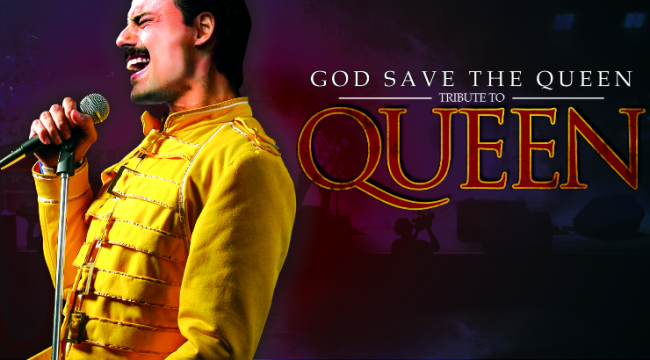 Queen tribute band God Save the Queen will rock you at Kirby Center in Wilkes-Barre on Feb. 3
