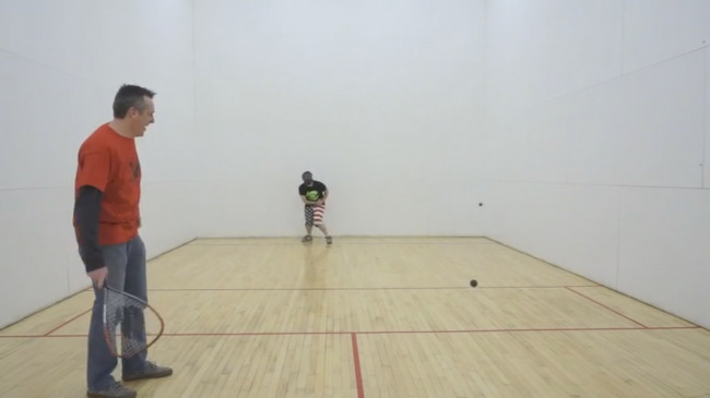 NEPA GAMING CHALLENGE: 'Need for Speed: Carbon' and speeding racquetballs