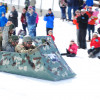 PHOTOS: Fuzz 92.1 Cardboard Box Sled Derby at Montage Mountain in Scranton, 02/28/16