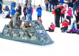 Fuzz 92.1 Cardboard Box Sled Derby returns for second run at Montage Mountain in Scranton on Feb. 26