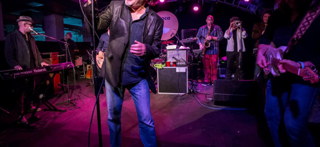 Jersey Shore's Southside Johnny & The Asbury Jukes perform at Penn's Peak in Jim Thorpe on July 11