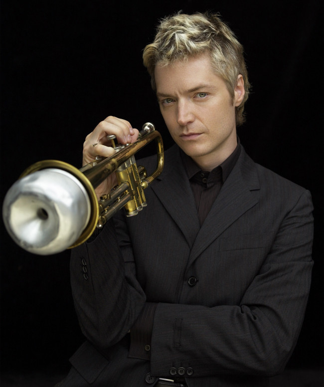 Grammy Award-winning trumpeter Chris Botti plays at Sands Bethlehem Event Center on July 16