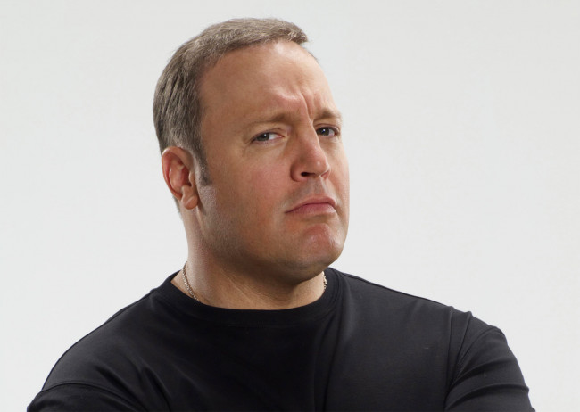 Comedian and actor Kevin James returns to Kirby Center in Wilkes-Barre on June 24