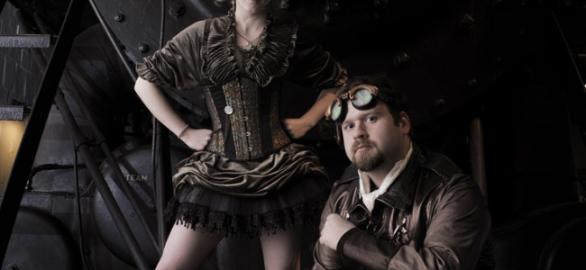 Club Funny presents steampunk post-apocalyptic night of improv comedy in Honesdale Feb. 20