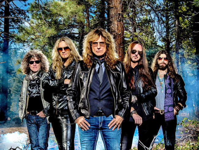 Whitesnake slithers into Mohegan Sun Pocono in Wilkes-Barre with Greatest Hits Tour on July 2