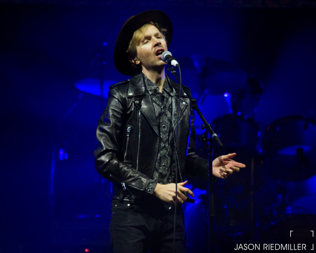 CONCERT REVIEW: Beck's beat is correct at the McDowell Mountain Music Festival