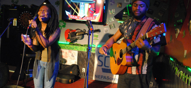 NEPA Scene's Got Talent spotlight: Musicians Nicholas DeSouza and Elonda 'Vibez' Crowell