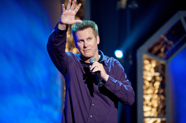 Comedian Brian Regan returns to the Kirby Center in Wilkes-Barre on Sept. 25