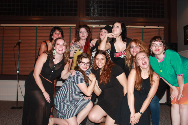 Girls-only open mic GRRRLS Night returns to Ale Mary's in Scranton on March 25