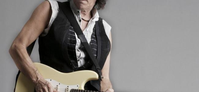 Legendary guitarist Jeff Beck performs at Sands Bethlehem Event Center on July 24