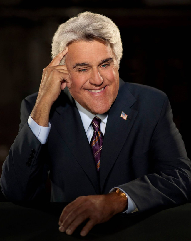 Comedian and former 'Tonight Show' host Jay Leno is back at Sands Bethlehem Event Center on Oct. 25