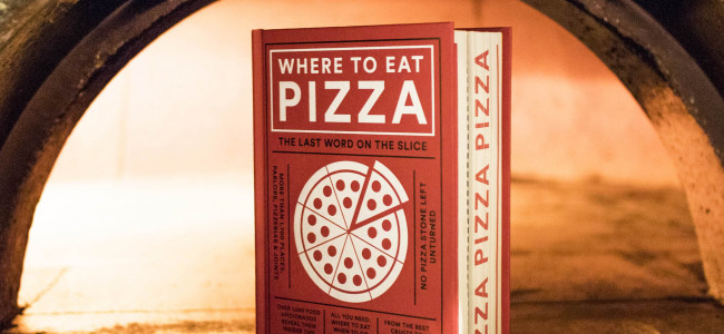7 NEPA pizzerias featured in new book about the world's best pizza