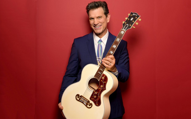 Musician, actor, and TV host Chris Isaak plays at Sands Bethlehem Event Center on May 21