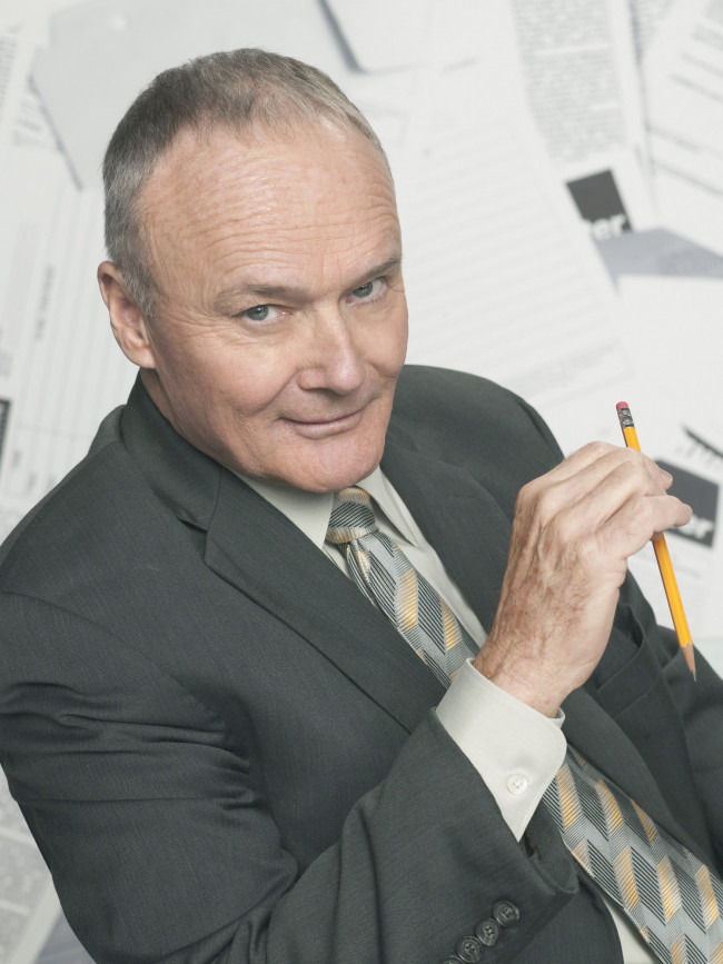 Creed Bratton from 'The Office' holds evening of music and comedy at Scranton Cultural Center on April 17