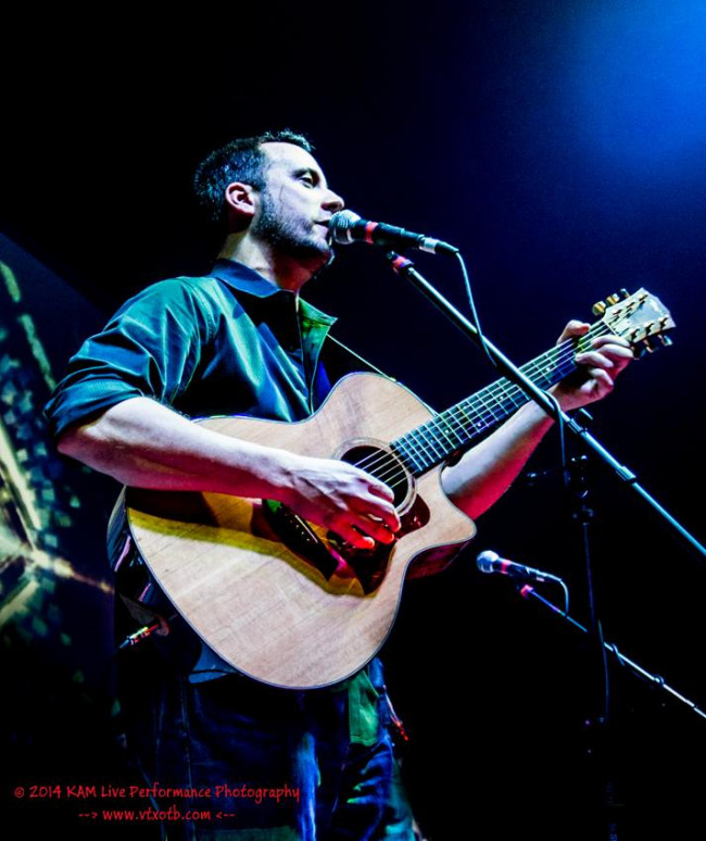 Crowded Streets pays tribute to Dave Matthews Band at River Street Jazz Cafe in Plains on April 16