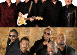 The Beach Boys and The Temptations perform together at Sands Bethlehem Event Center on July 17
