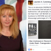 LIVING YOUR TRUTH: Lackawanna County Commissioner Laureen A. Cummings needs to be held accountable for bigoted comments