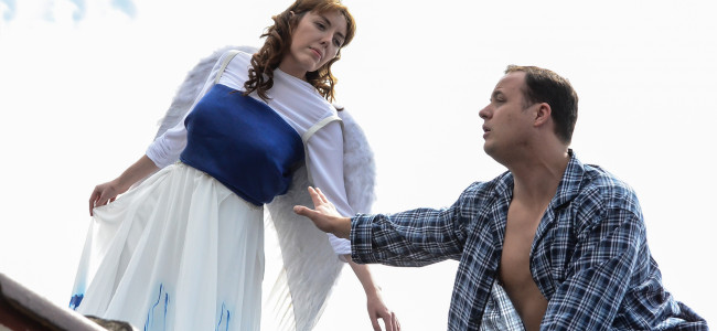Little Theatre of Wilkes-Barre explores homosexuality in the '80s with 'Angels in America' June 3-12