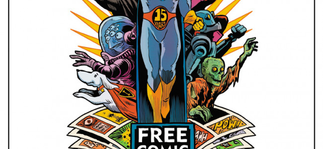 3 NEPA comic stores celebrate Free Comic Book Day on May 7 with sales, artist signings, and more