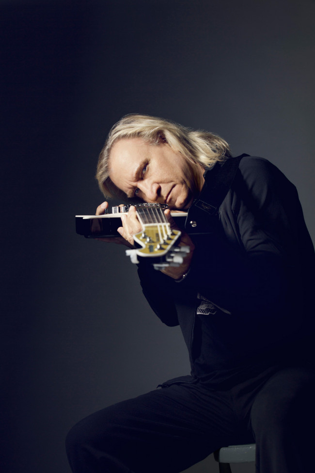 Legendary guitarist Joe Walsh plays at Kirby Center in Wilkes-Barre on Aug. 4