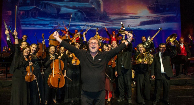 Mannheim Steamroller rolls into Sands Bethlehem Event Center for Christmastime on Dec. 14